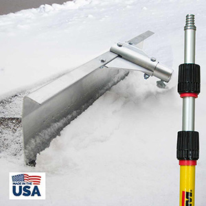 Menu Of Roof Rake Snow Removal Tools