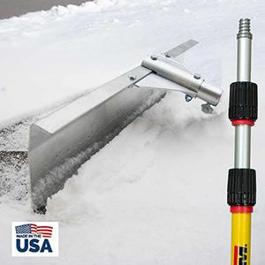 Telescoping Snow Roof Rake