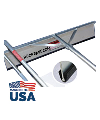 Rugged Roof Rake