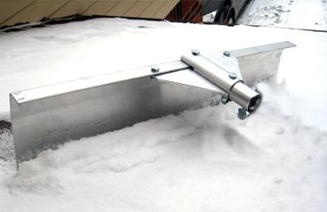 Telescoping Roof Rake
