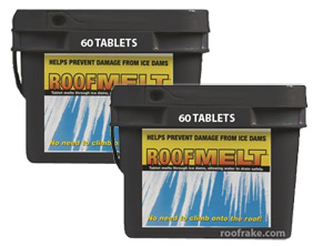 Ice Dam Remover Roof Melter Tablets