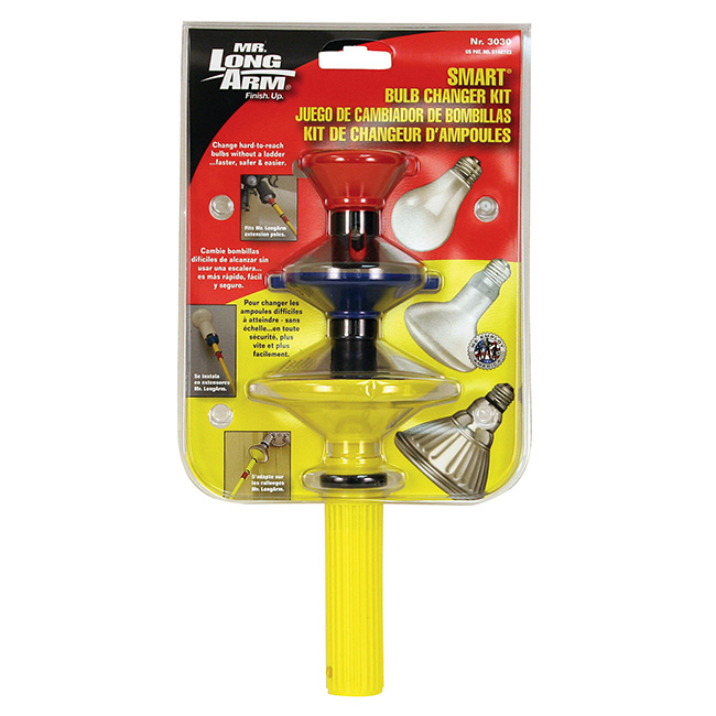 The Best Light Bulb Changer By Mr Long Arm