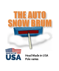 Remove Snow From Solar Panels With The Snow Pro Soft Roof Rake