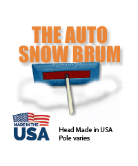Auto Snow Brum Snow Broom