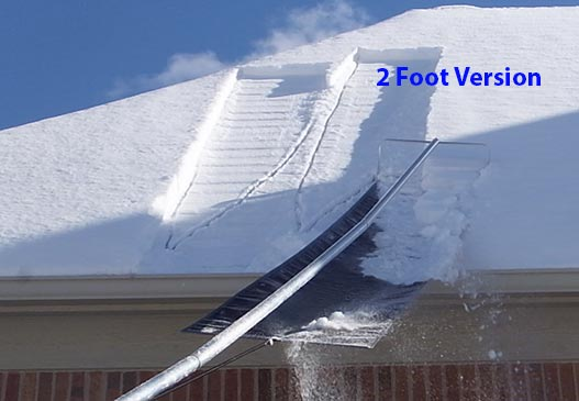 Minnsnowta Roof Razor Is The Largest And Fastest Snow Roof